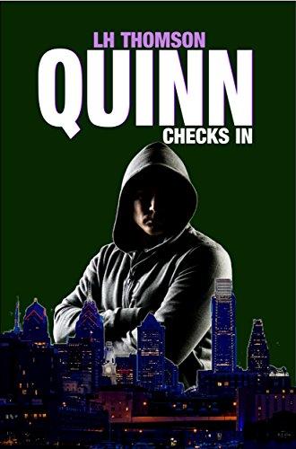 Quinn Checks In (Liam Quinn Mysteries Book 1)