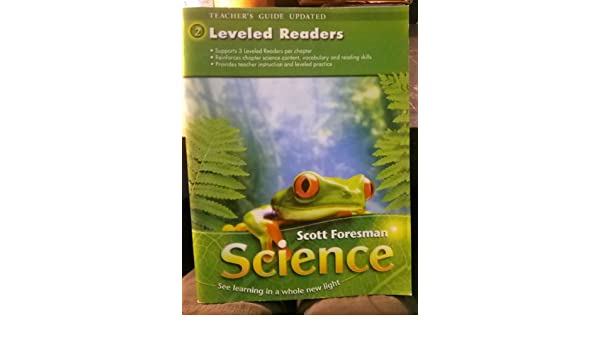 scott foresman leveled readers teacher s guide updated grade 2 rh amazon com