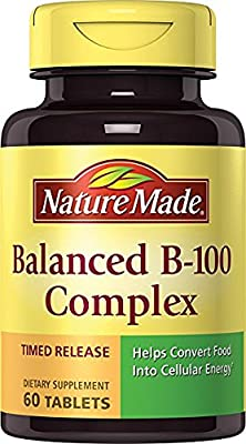 Nature Made Time-Release Balanced B-100