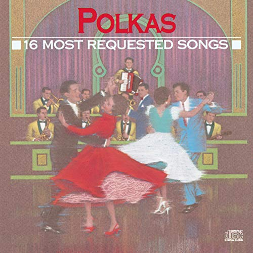 16 Most Requested Polkas ()