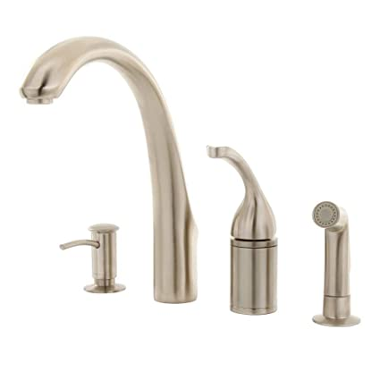 Kohler R10430 BN Brushed Nickel Kitchen Faucet