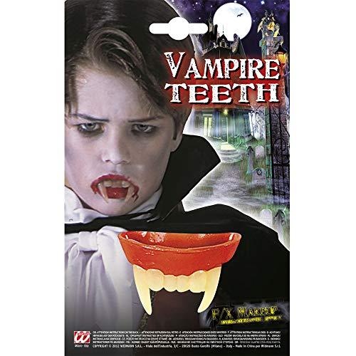 (Vampire Teeth For Kids Accessory For Halloween Dracula Fancy)