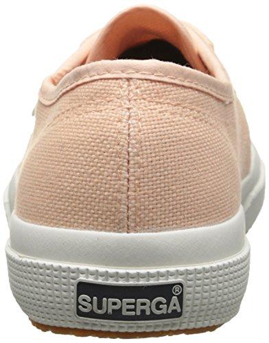 Superga 2750 Cotu Klassiske 3 Mode Sneaker Lyserød Fersken Qe1X8t
