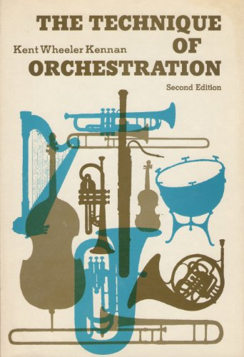 The Technique of Orchestration 2nd Edition