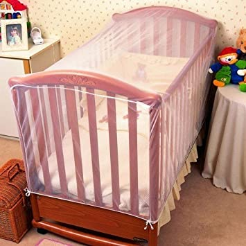 Mosquito Nets 4 U ® Fitted INSECT PROTECTION COT NETS FOR BABIES Baby Bed Canopy - & Mosquito Nets 4 U ® Fitted INSECT PROTECTION COT NETS FOR BABIES ...