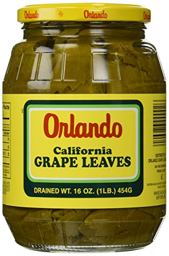 California Grape Leaves Orlando 2lb Jar Dr Wt 16oz