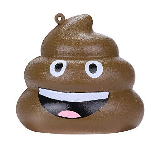Clearance! 2018 Newest Jumbo Squishies Poo, GreatestPAK Cute Exquisite Fun...