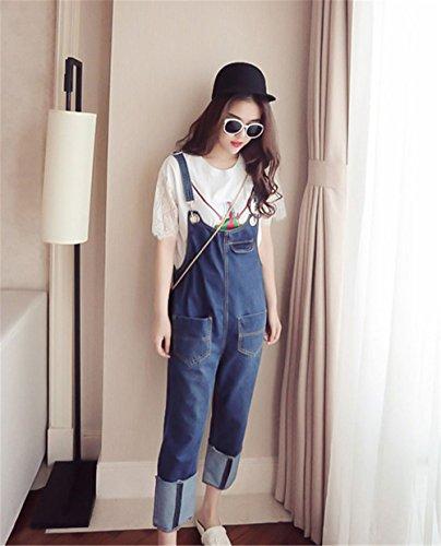clothing Vaqueros Mono para COCO mujer Hx4FxdqTw