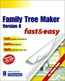 Family Tree Maker 8 Fast and Easy, Rhonda R. McClure, 0761529985