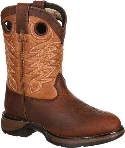 Durango Baby Boys' Lil' Raindrop Western Boot Round Toe by Durango