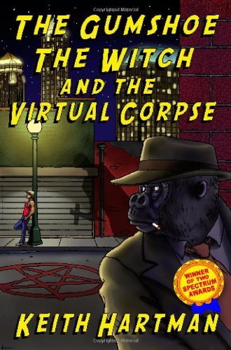 Read Online The Gumshoe, The Witch, And The Virtual Corpse ebook