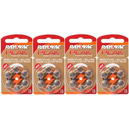 hearing-amplifier-battery-rayovac-peak-performance-size-13-24-batteries