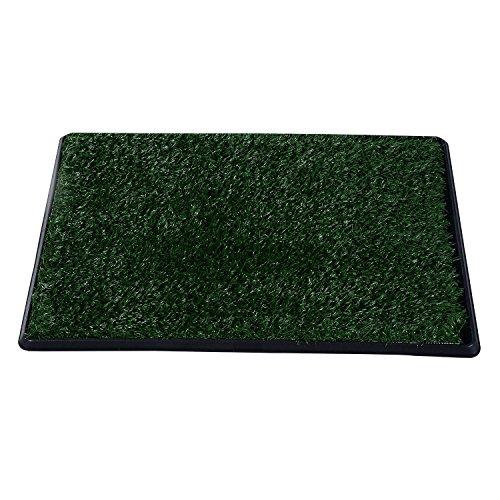 Pawhut Grass Pad Dog Potty
