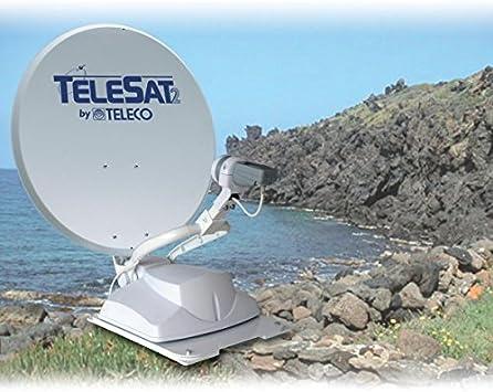 Teleco – telesat – Antena SAT. Autom. Sin ricev. Pann. COM. A ...