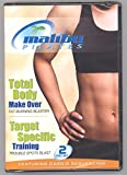 home makeover ideas Malibu Pilates Total Body Make Over Target Specific Training 2-Disc Set