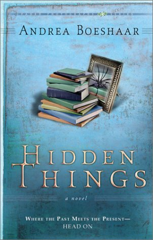 book cover of Hidden Things