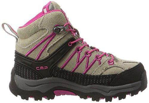 Chaussures Hautes Adulte de CMP Corda Randonnée WP Rigel Beige Mid Mixte qR4RxUtA