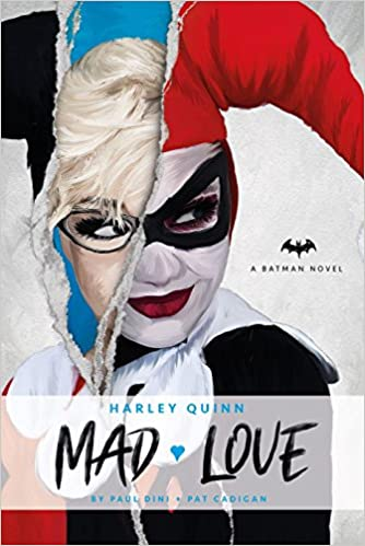 Image result for harley quinn mad love
