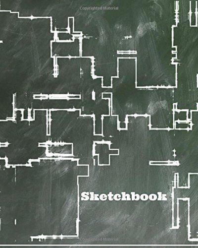 Download Sketchbook: Sketching, Drawing, Writing, Journal, Notebook, 5x5mm Squared, 90 Pages, 8 x 10 in (Gallant) (Volume 18) PDF