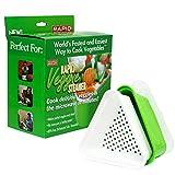 Rapid Veggie Steamer | Microwave Fresh & Frozen