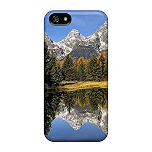 Protection Case For Iphone 5/5s / Case Cover For Iphone(crystal Reflections)