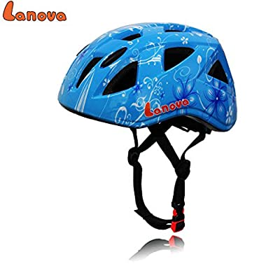 Lanova Adjustable Kids Cycling Multi-Sport Safety Bike Skating Scooter Helmet for 3 to 8 Years Old Girls/Boys by Lanova