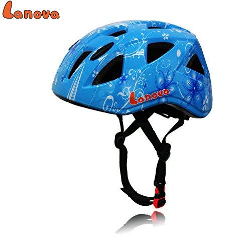 Cheapest Price! Lanova Kids Cycling Multi-Sport Safety Bike Skating Scooter Helmet for 3 to 8 Years ...