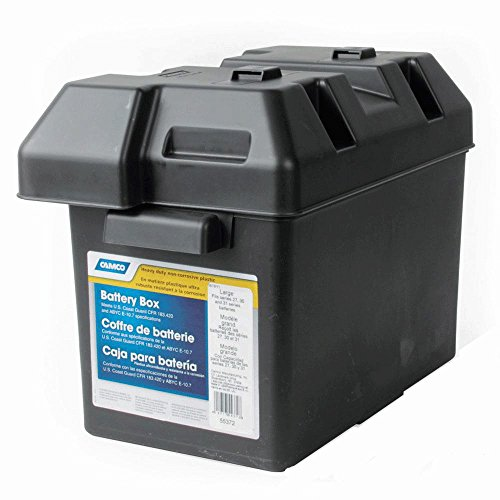 camco rv battery box - 8