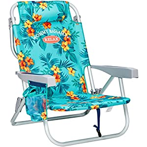 Tommy Bahama Backpack Cooler Chair (Turquoise)