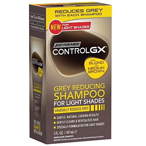 Just Men Control Reducing Shampoo product image