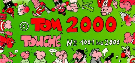 2000 Touché Taschenbuch 2000 Touché 3897191814 MAK_GD_9783897191815