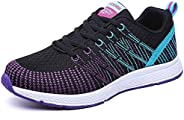 PAMRAY Women Running Shoes Tennis Sports Athletic Gym Sneakers
