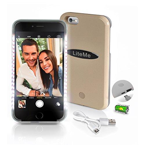 iPhone Selfie Battery Bumper SLIP201GD