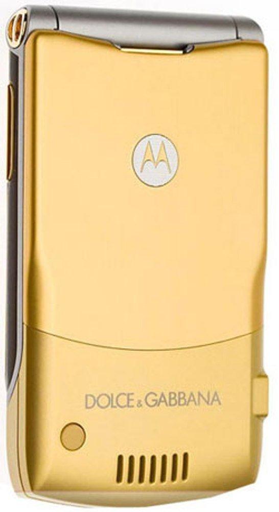 CELLULARE MOTOROLA V3i D G DOLCE E GABBANA (Prima EDIZIONE)  Amazon.it   Elettronica 3590d2b7566
