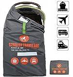 Beschan Childress Gate Check Bag For XL Standard/ Double stroller