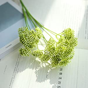 Fine Artificial Silk Fake Dandelion Artificial Flower Flowers Dandelion Floral Wedding Bouquet Hydrangea Decor 45
