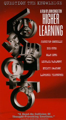 Higher Learning [VHS] Ziggies Cube