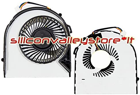 Siliconvalleystore Ventolina CPU fan per Notebook Acer Notebook Aspire V5-571