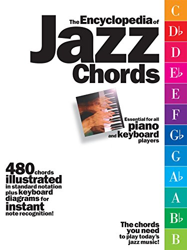 The Encyclopedia Of Jazz Chords Kindle Edition By Wise