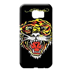 samsung galaxy s6 mobile phone carrying cases Hot Style Proof Protective Stylish Cases ed hardy 8
