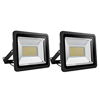 Charmant Spot LED 200 W Kaltweiß 6500 K/warmweiß 3500 K, Projektor Außen LED  Floodlight