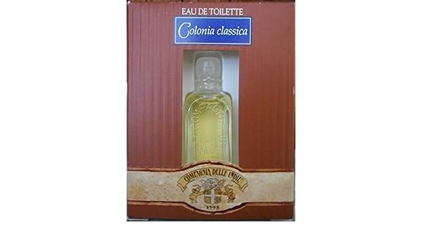 Amazon.com : Compagnia Delle Indie Colonia Classica Eau de Toilette Miniature for Men & Women .24oz/7ml EDT : Beauty