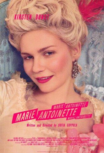 Marie Antoinette Poster 27x40 Kirsten Dunst Jason Schwartzman Rip Torn