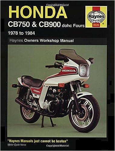 Honda cb 750 900 7983 haynes repair manuals haynes honda cb 750 900 7983 haynes repair manuals 1st edition fandeluxe Gallery