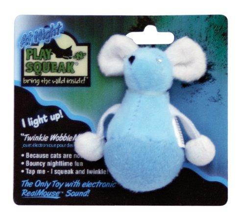 Twinkle WobbleMouse Cat Toy, My Pet Supplies