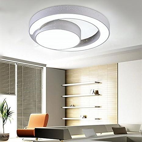 LYXG Luz de techo LED lámpara de techo salón moderno ...