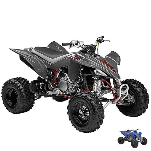 New Ray 2008 Yamaha YFZ450 Replica - 1:12 Scale/Blue (1 12 Die Cast compare prices)
