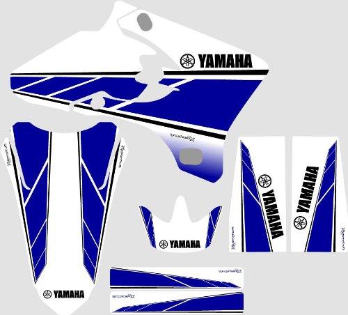 Yamaha Yz125 Yz250 Retro Graphics Kit
