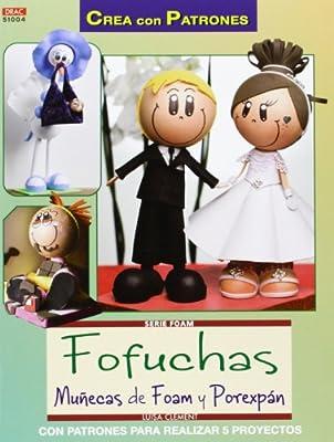 Fofuchas Munecas De Foam Y Porexpan Con Amazon Fr