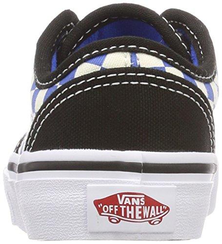 Vans Unisex-Kinder Atwood Sneaker Mehrfarbig (Checkerboard)